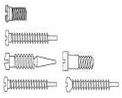 Optical Supply Optical Screws