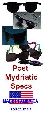 Armstrong Optical Service Co Post Mydriatic Spectacles