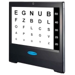 Simply Acuity Visual Acuity Panel