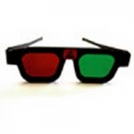 Red / Green Goggle