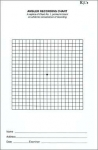Amsler Grid Recording Pads (50 sheets)