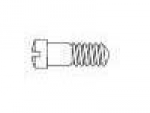 Over Size Screw, Size 1.6x5.5 (pkg of 100)