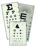 Eye Charts - Ophthalmic Supply