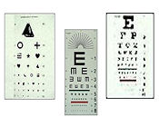 Ophthalmic Supply Eye Charts