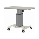K2 - Two Instrument Table, Compact H Base