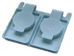 Contact Lens Flat Pack Mailer Case (100/bag)