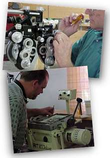 Ophthalmic & Optical Equipment Service & Repair - Armstrong Optical